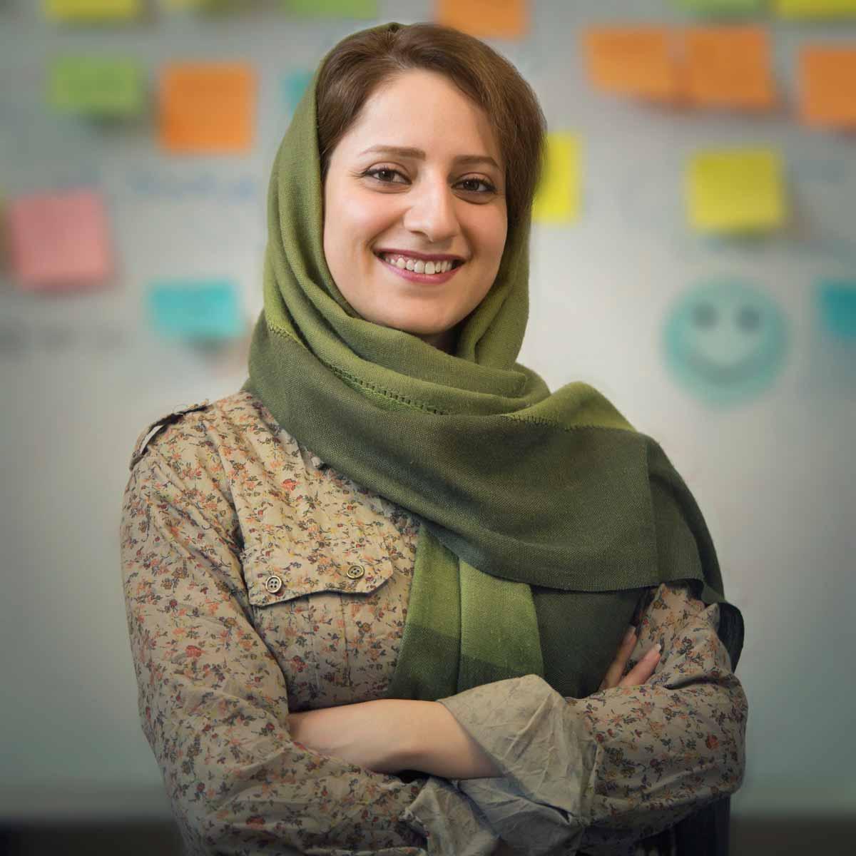 Shaina NargesMohamadPour